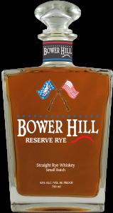 reserve rye bottle
